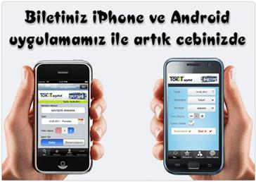 Iphone ve Android Uygulamalar�m�z